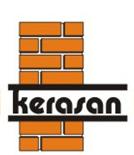 The logo for 'Kerasan' Mauerwerksanierungs GmbH